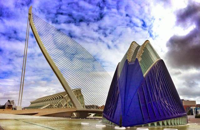 Экскурсия в из Мадрида Валенсию