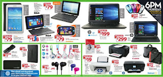 Walmart Black Friday Ad 2015 Page 4-5