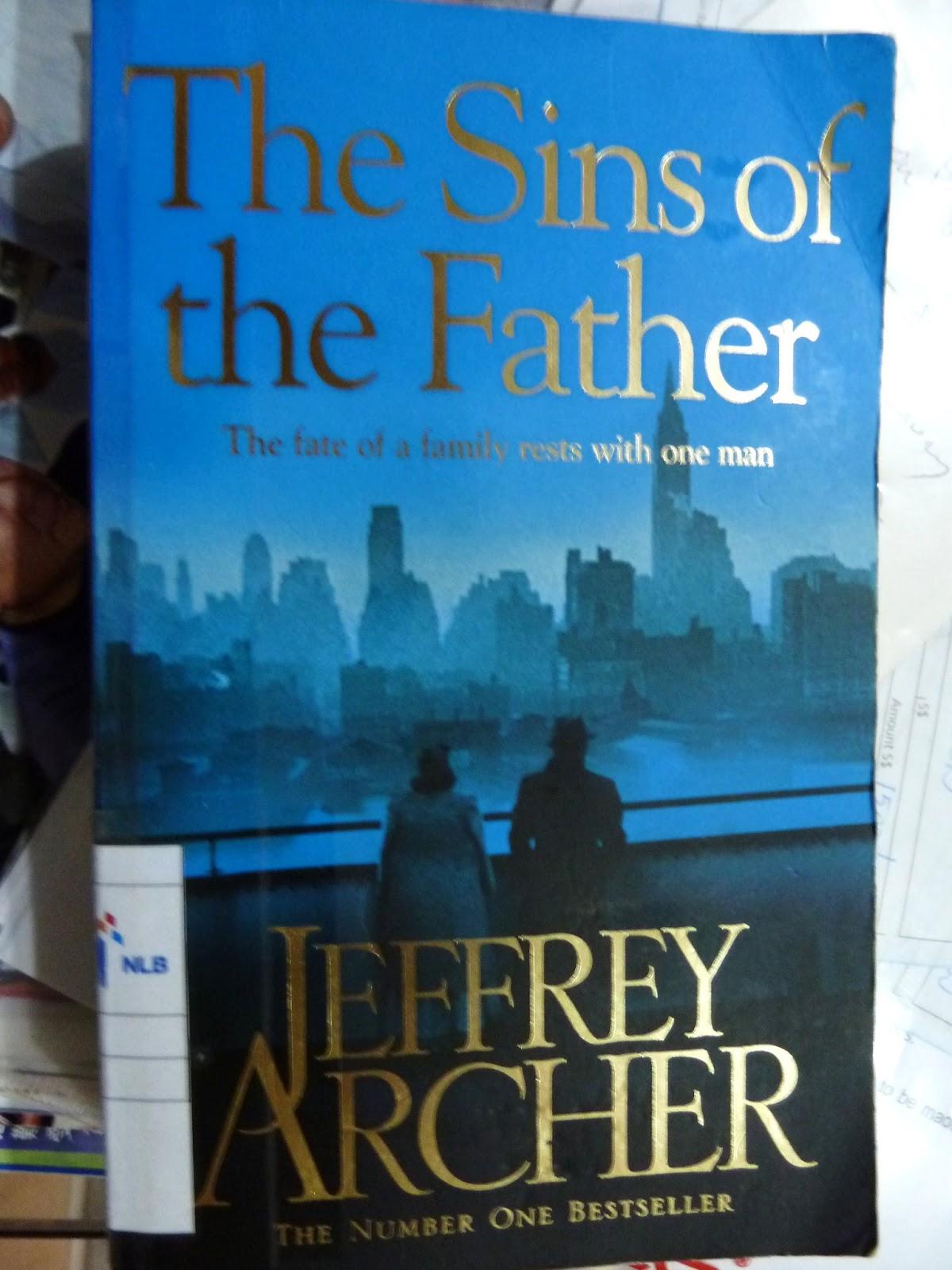 the sins of the father jeffrey archer pdf