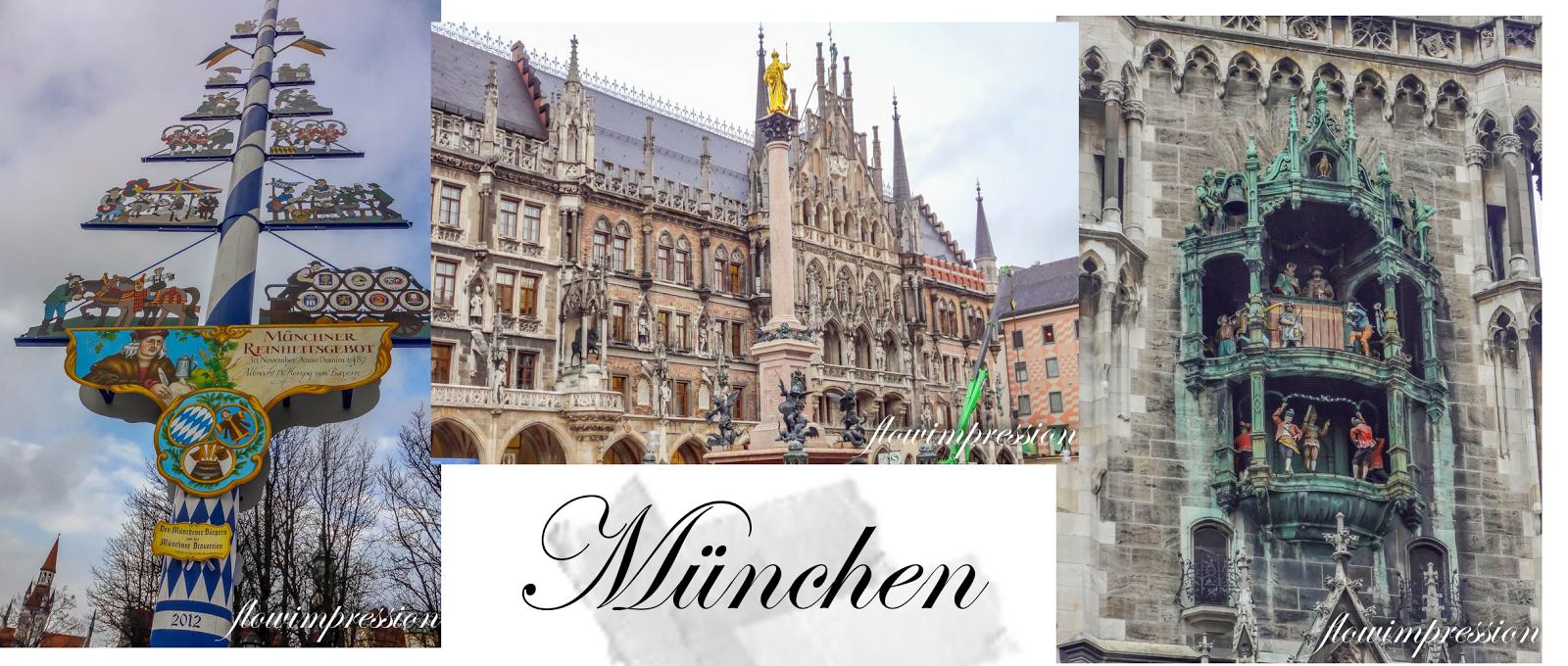 Sightseeing München