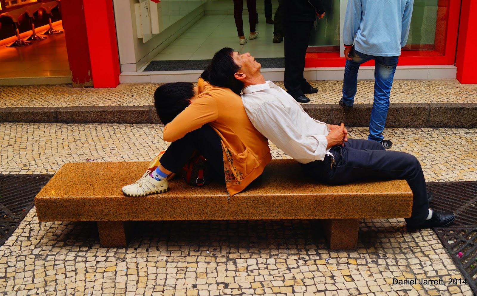 Macau and the art of sleeping