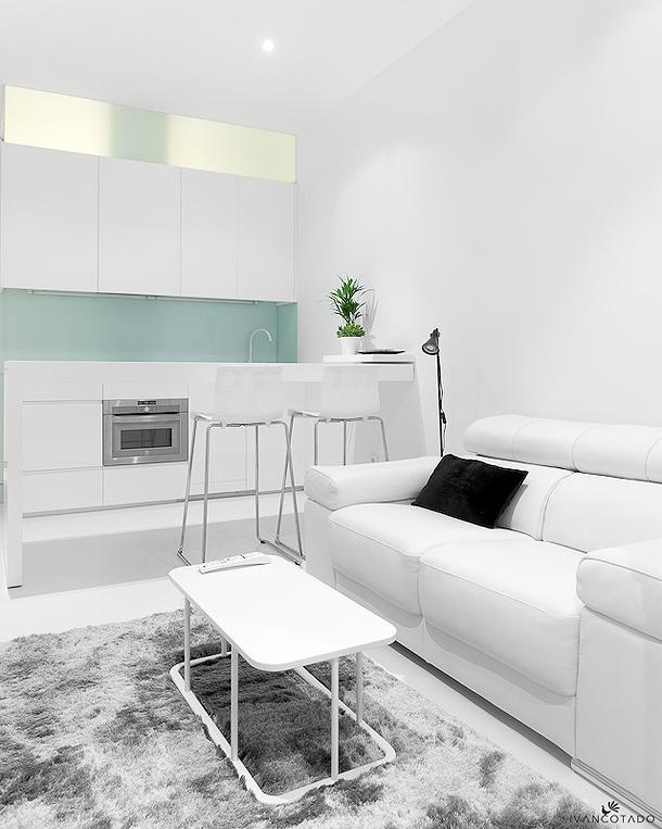 Ilia estudio interiorismo apartamento 28 m2 en madrid for Estudio interiorismo madrid