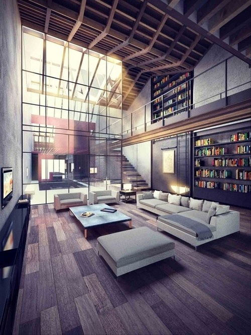 I de a living room floor to ceiling windows - Amazing floor to ceiling windows design ...