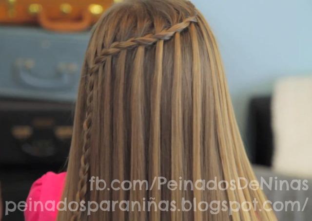 Imágenes de peinados de cascada paso a paso - Peinados De Cascada Paso A Paso