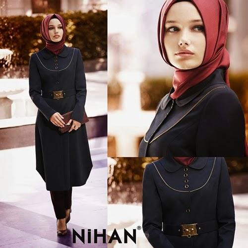 Nihan 2013 2014 sonbahar kis pardesu kaban modelleri 3 Nihan 2013/2014 sonbahar kış pardesü ve kaban modelleri