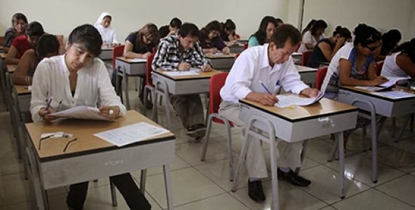 Resultados examen concurso de acceso a cargos de for Concurso para maestros
