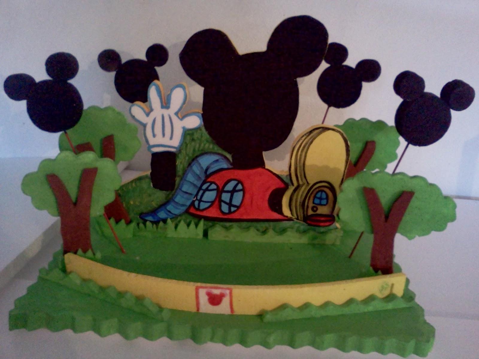 Imagenes de chupeteros de Mickey Mouse - Imagui