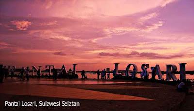 Pantai Losari, Sulawesi Selatan