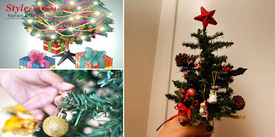 How To Create Christmas Tree Decoration At Home [Simple And Easy]