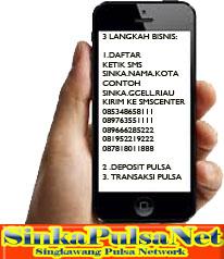 Sinkapulsa, Pulsa Kalimantan, Pulsa Murah Singkawang, Pulsa Murah All Operator,Gold Link Pulsa, PPOB Online