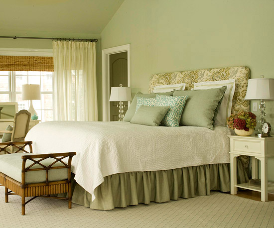 Color Your World Color Ideas for your Master's Bedroom