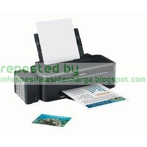 Harga Epson - L100 Inkjet Printer Terbaru 2012