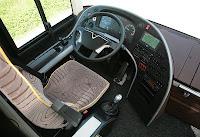 Dasboard Bus Viseon C13 Premium Coach