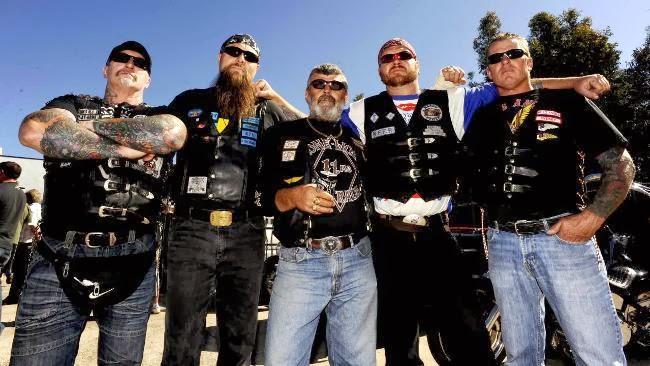 australian biker gangs
