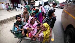 मुजफ्फरनगर दंगों की सियासत