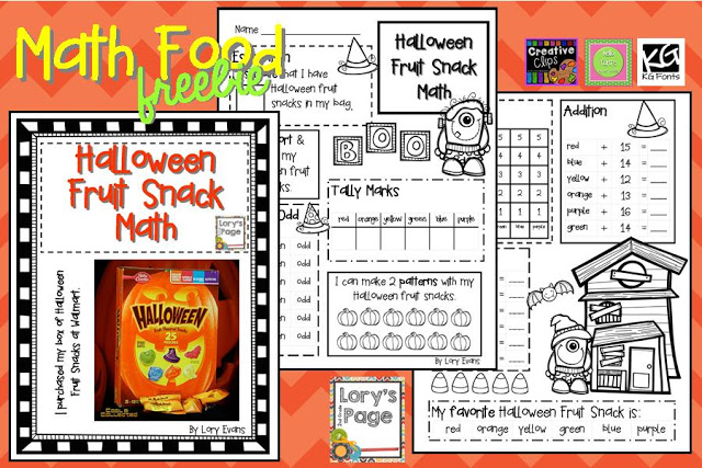 https://www.teacherspayteachers.com/Product/FOOD-MATH-Halloween-Fruit-Snack-Fun-151842