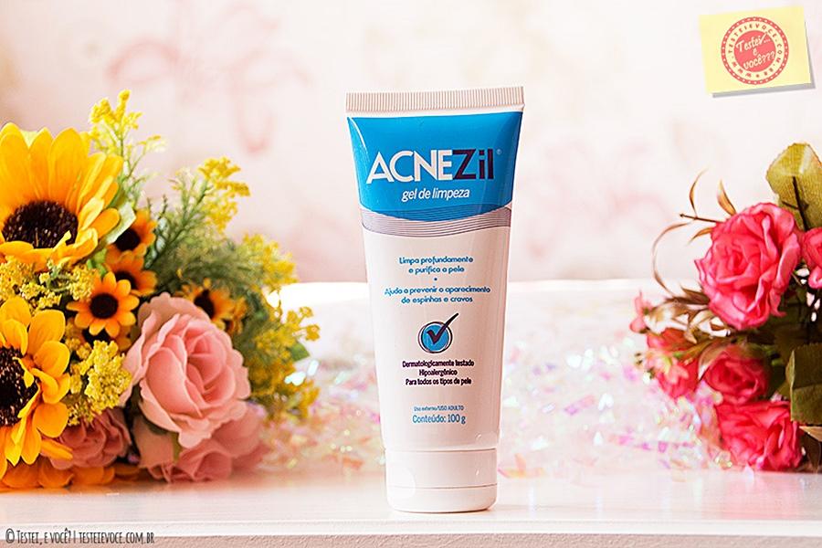 Gel de Limpeza Antiacne - Acnezil
