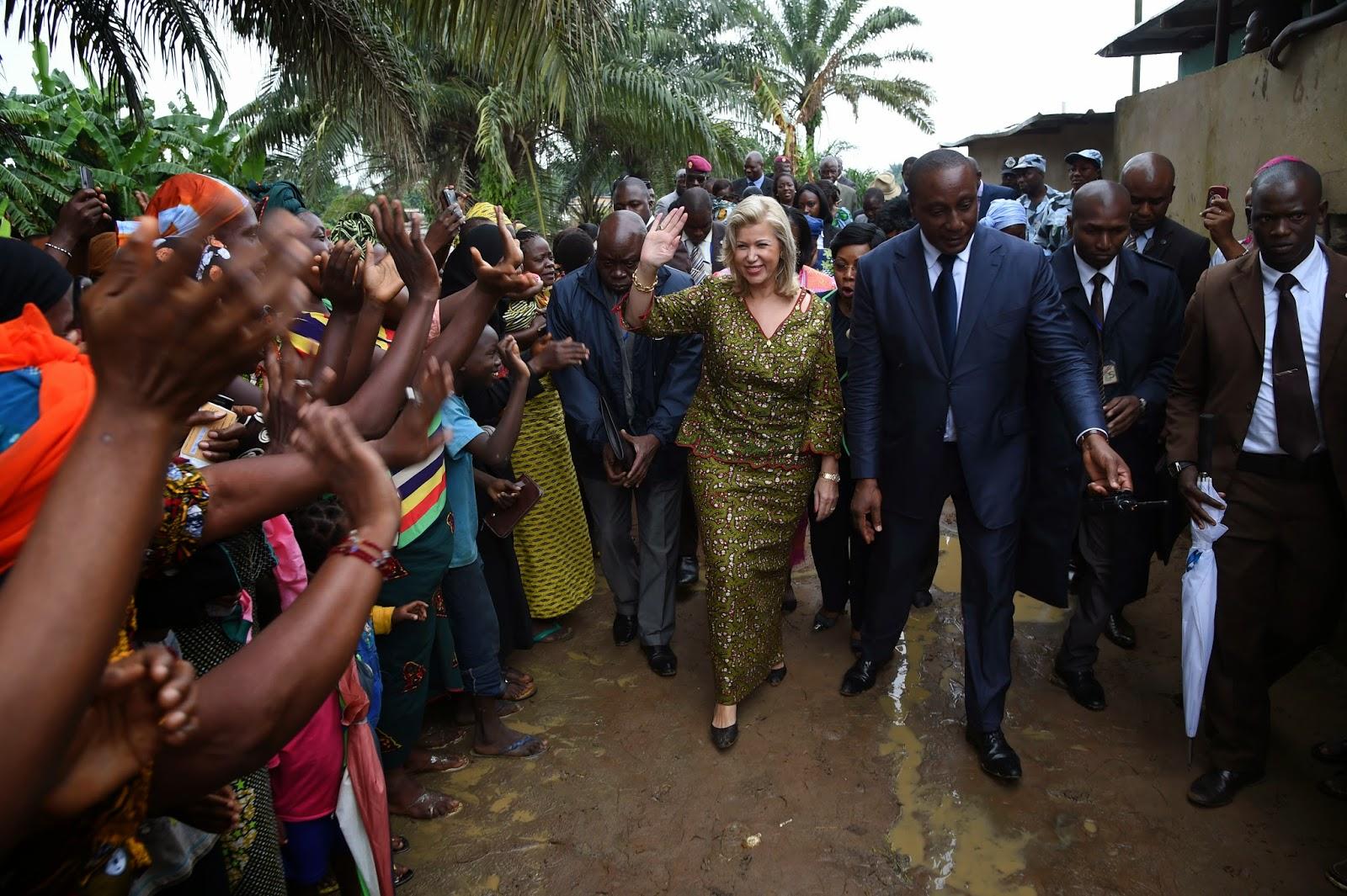 Dominique Folloroux Ouattara