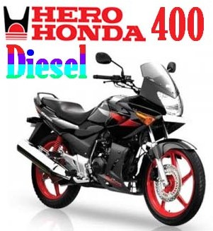 Honda Hero Motocorp Declare That They Have Launched A Bike Is Operational From Diesel But Information About Hondas New Not Available