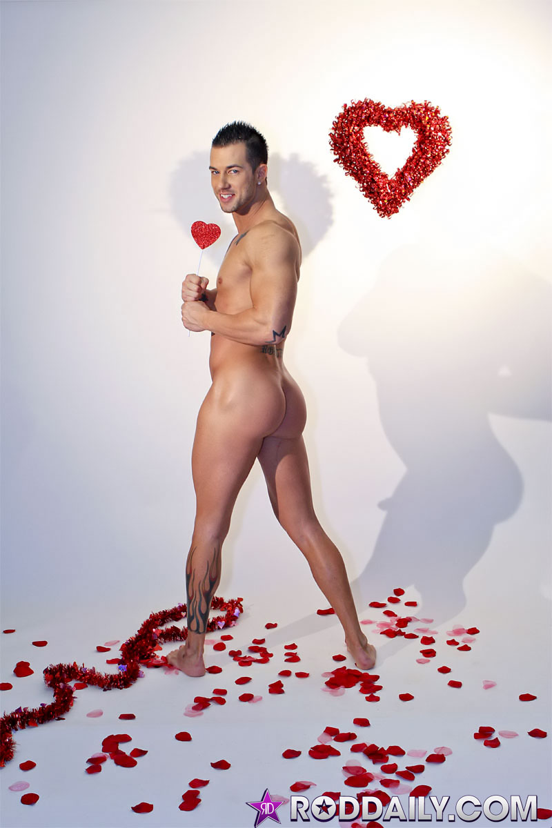 Nude men for valentines be. apologise