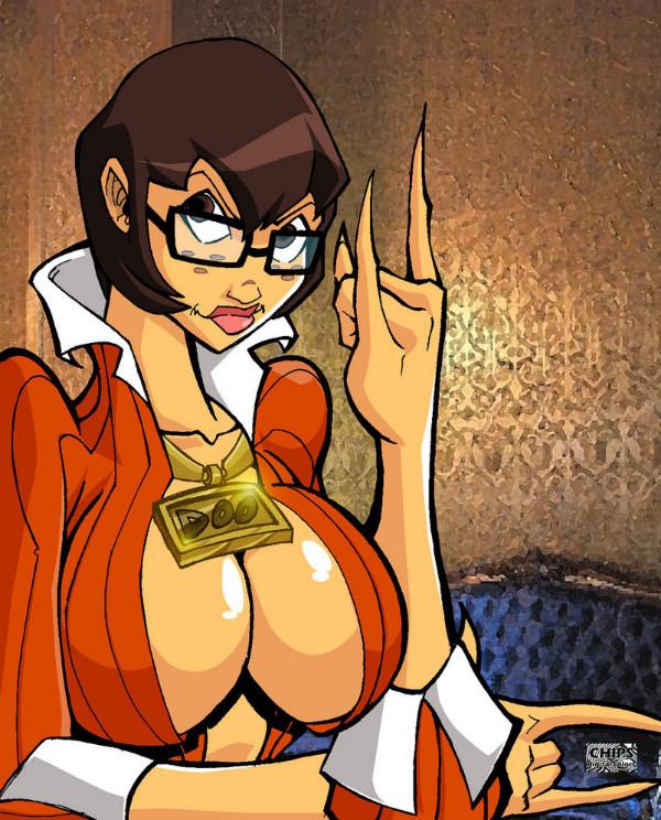 Velma Scooby-Doo