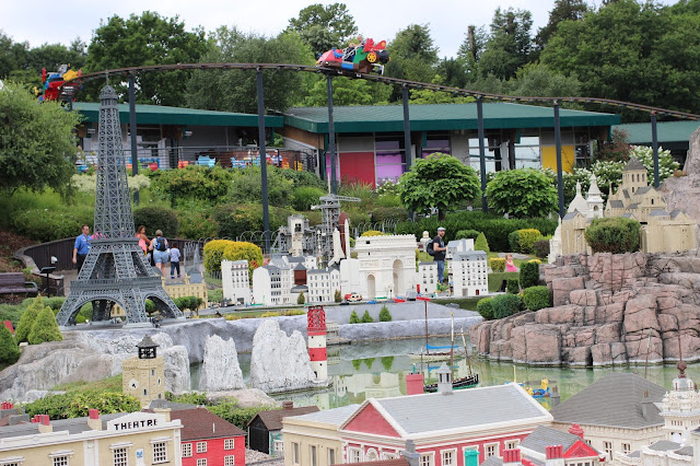 Paris MIniland at Legoland Windsor | Chichi Mary Kids Boutique