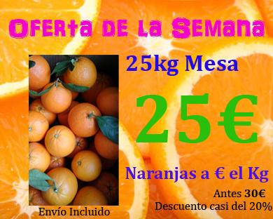 Naranjas El Lobo