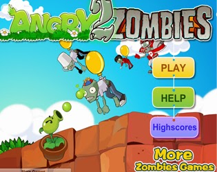 Free Download PC Games : Angry Zombies For PC