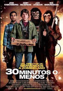 30 minutos o menos (2011) Online
