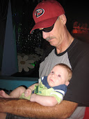 Seth With Grandpa