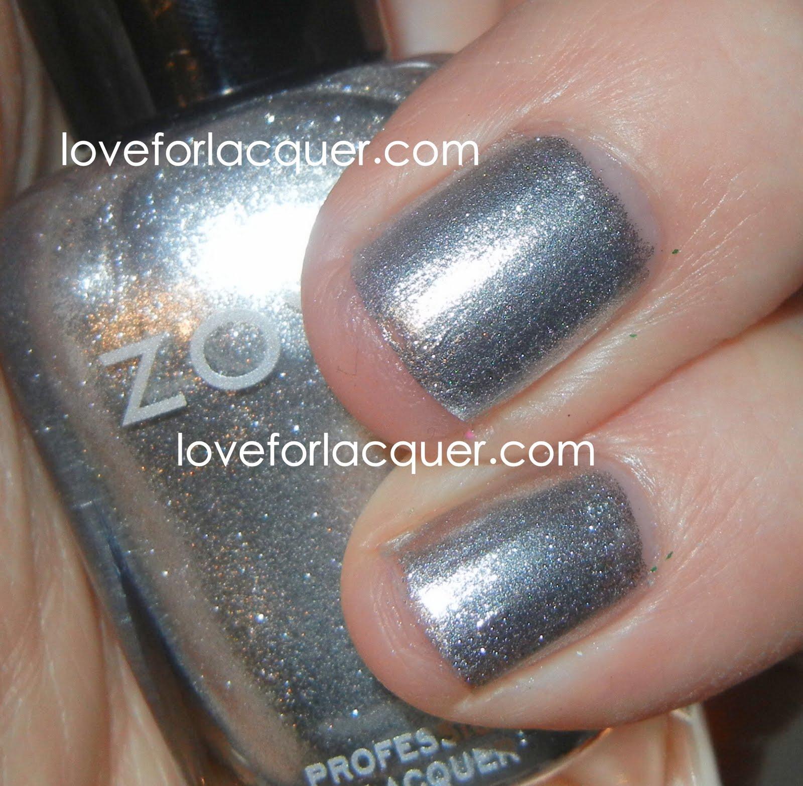 Nail of the Day   Zoya  Trixie Zoya Trixie