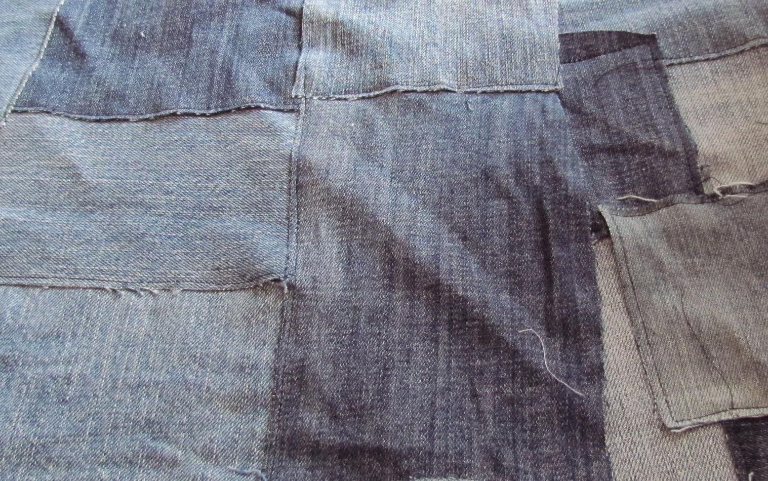kissen aus jeans naehen, meine rosarote seite: recycling diy : jeans-kissen, Design ideen