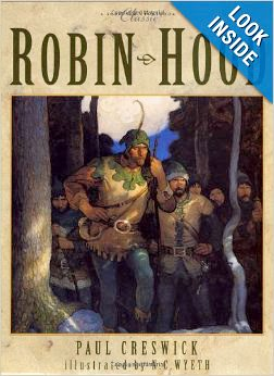 Robin Hood - Paul Creswick