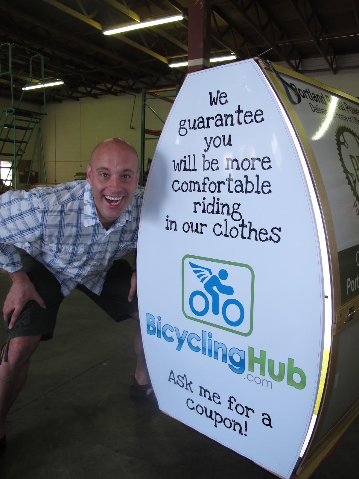 Bicyclinghub coupons