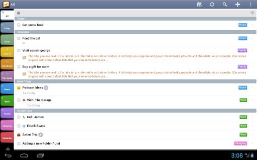 2Do: Todo List | Task List APK 1.7.4