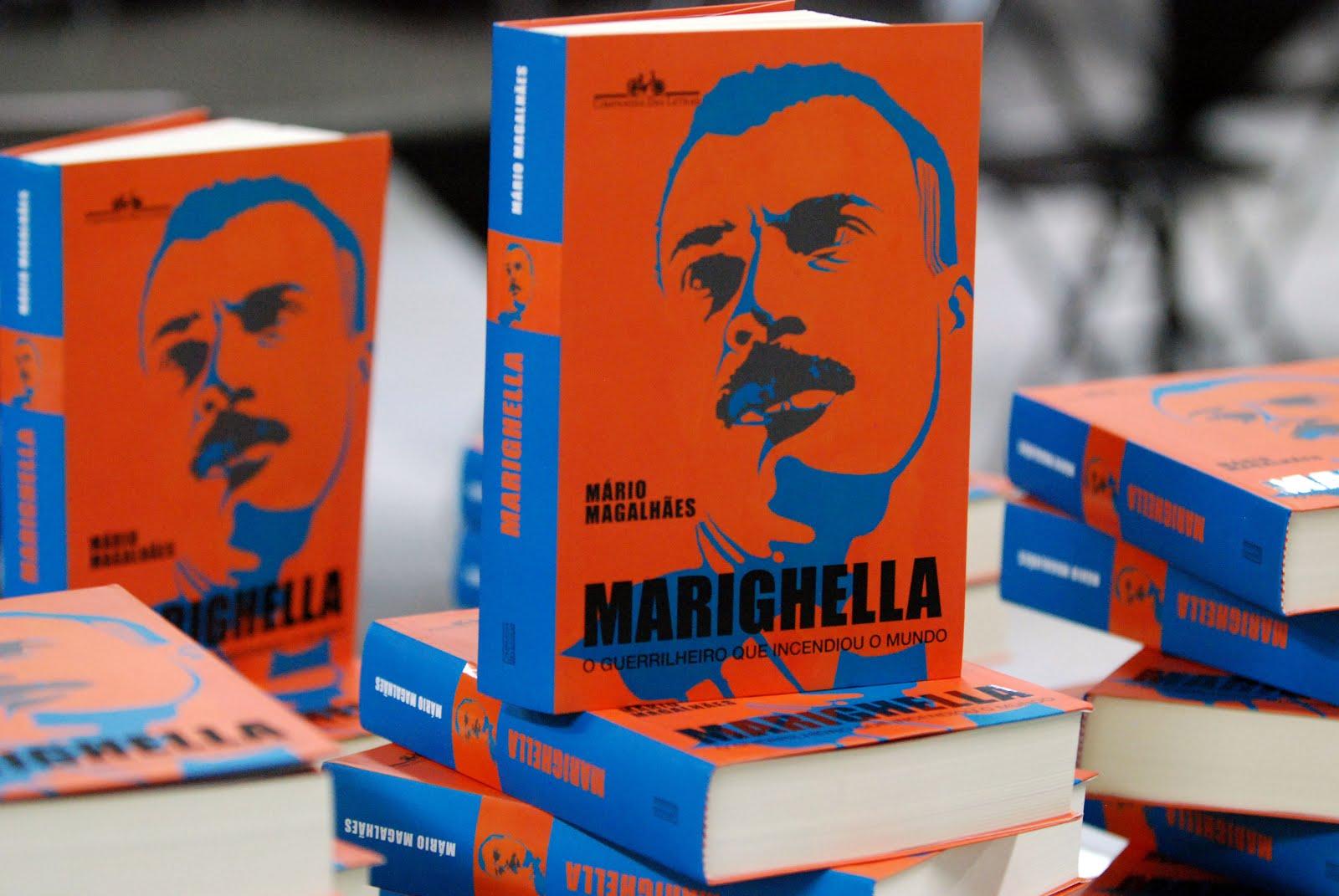 Sugestão de Leitura: Mariguella, o Guerrilheiro que incendiou o mundo
