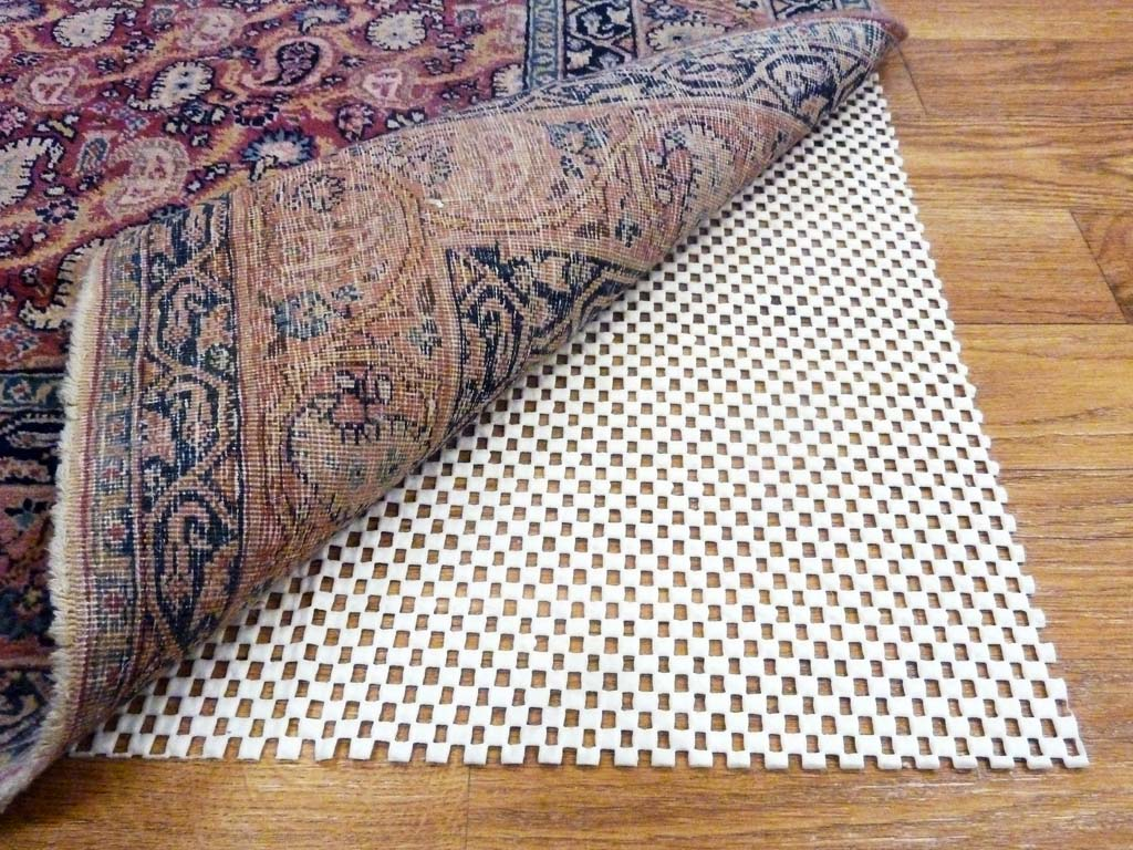 how to keep rugs from slipping