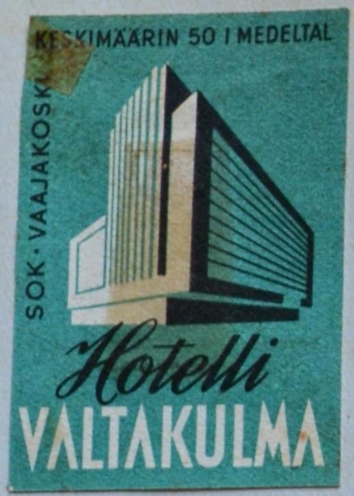 Hotelli Valtakulma