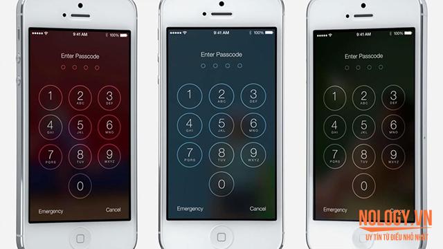Điện thoại Iphone 6 lock