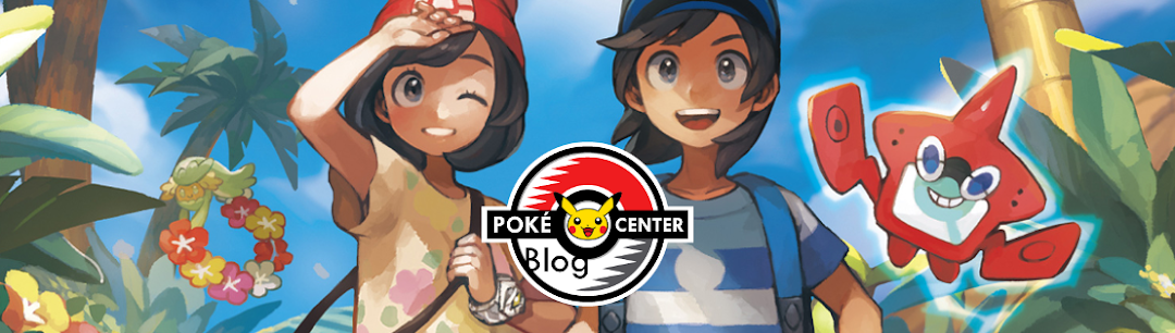 <center>Poké Center Blog</center>