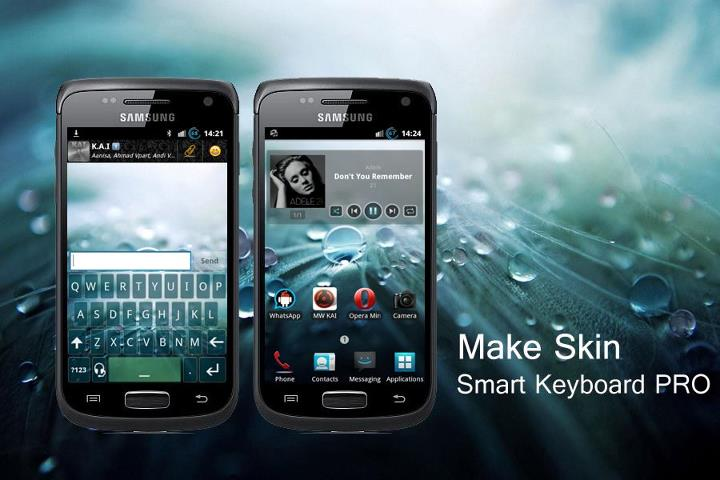 Make Skin Smart Keyboard PRO, Smart Keyboard Pro, Skin Smart Keyboard Pro