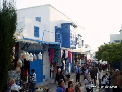 Sidi Bou Said, Tunez