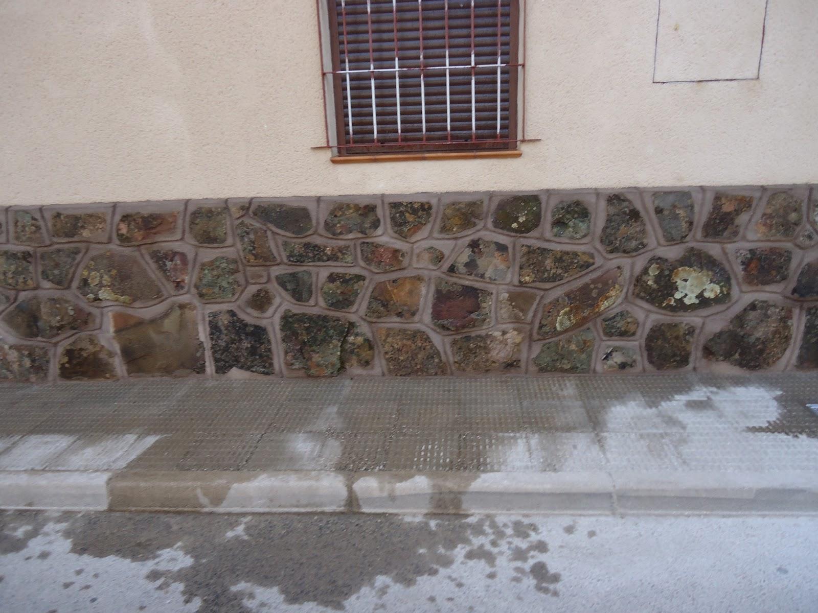 zcalo de losas de piedra pintazcalo de losas de piedra sin pintar