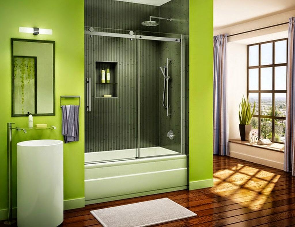 desain kamar mandi: inilah 3 desain pintu kamar mandi minimalis terbaik