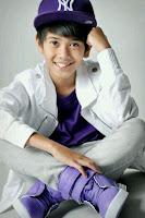 Foto Iqbaal Personil Boyband Coboy Junior
