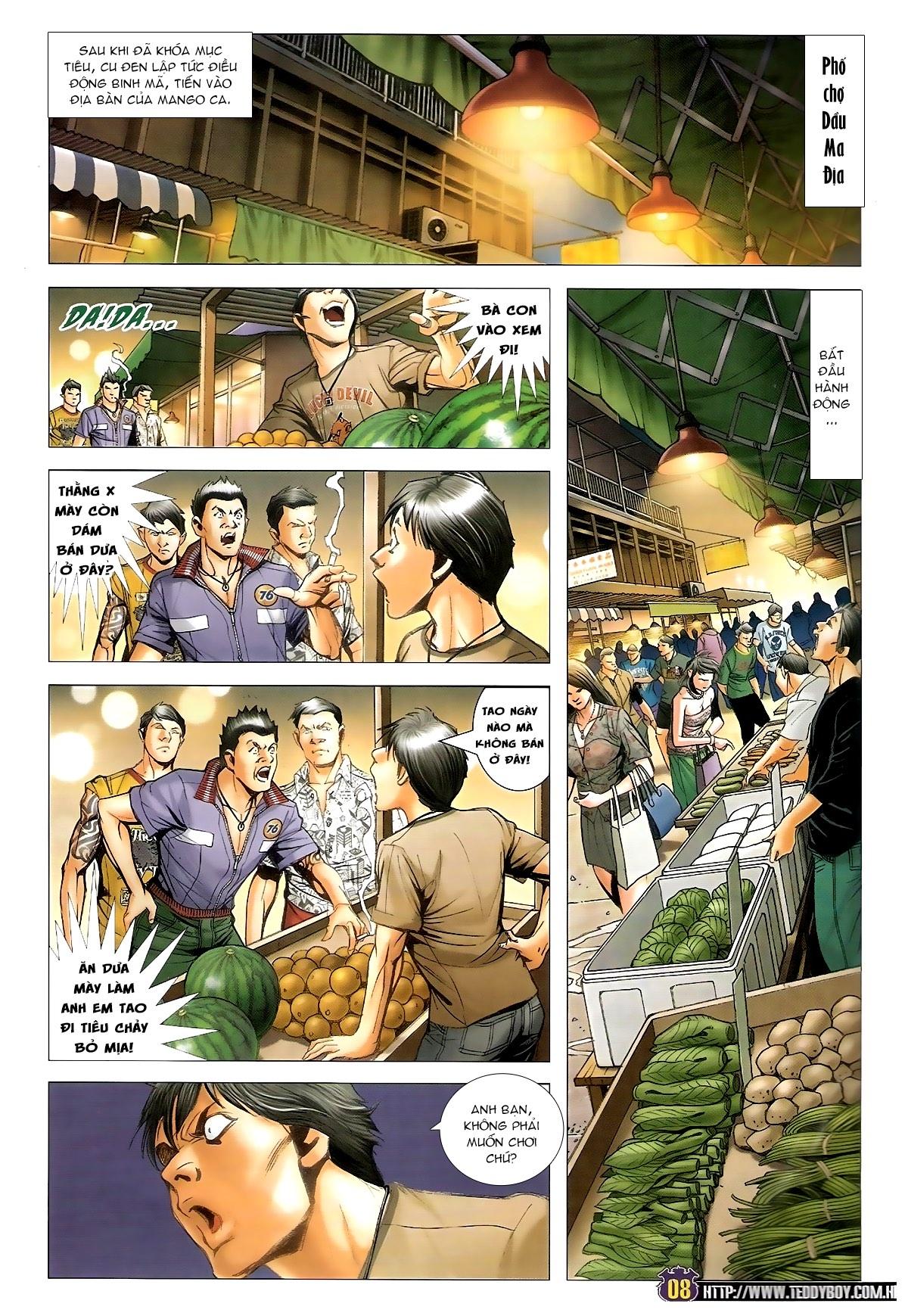 Người Trong Giang Hồ Chapter 1438 - Hamtruyen.vn