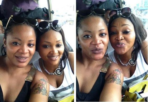 UCHE Obodo's No Make Up Pictures