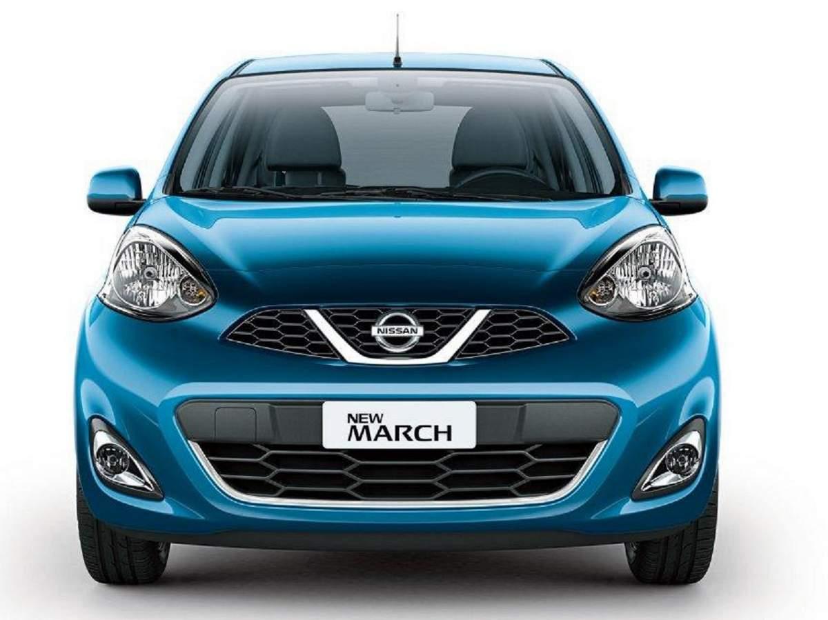 Nissan New March Imagem Do Interior 233 Divulgada Car Blog Br