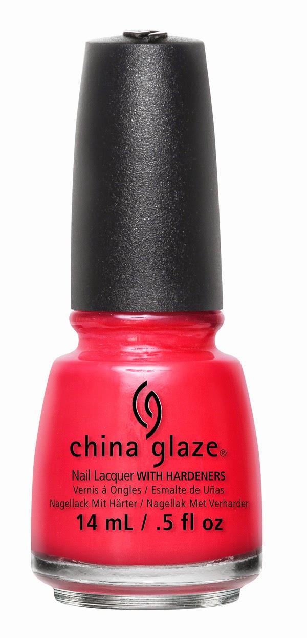 China Glaze I Pink for Colour