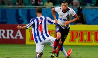 Bahia encara o Paysandu pela Copa do Brasil
